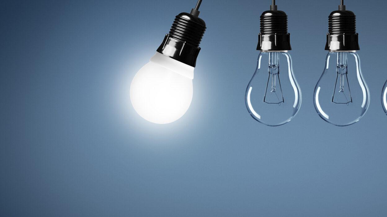 Energiesparlampe / Glhbirnen